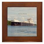 American Mariner Framed Tile