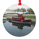 Ottawa Round Ornament