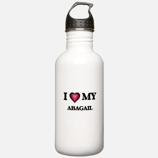 I love my Abagail Water Bottle