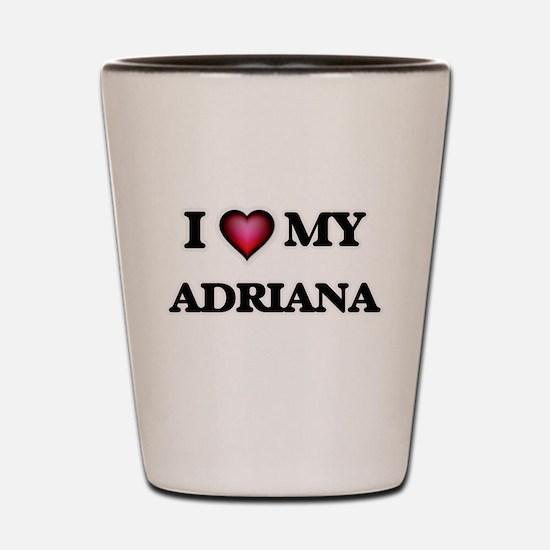 I love my Adriana Shot Glass