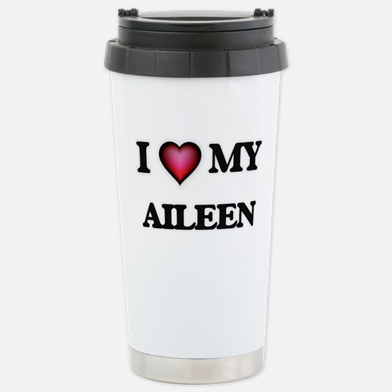 I love my Aileen Stainless Steel Travel Mug