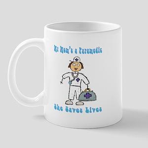 Paramedic Mom Gifts Mug