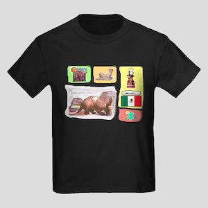 Mexico t-shirt shop Kids Dark T-Shirt