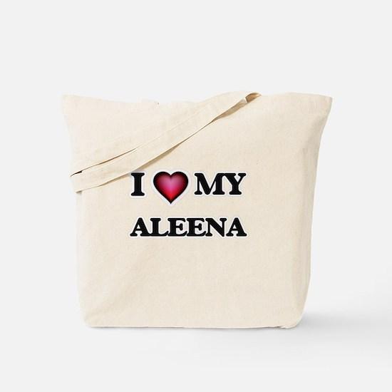 I love my Aleena Tote Bag