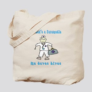 My Dads a paramedic gifts Tote Bag