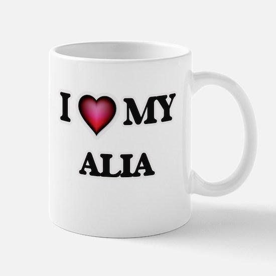 I love my Alia Mugs