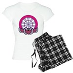 Hearts and Darts Women's Light Pajamas