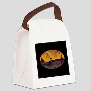 OILFIELD OUTLANDER Canvas Lunch Bag