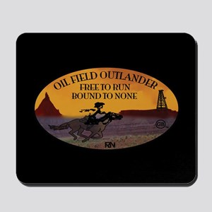 OILFIELD OUTLANDER Mousepad