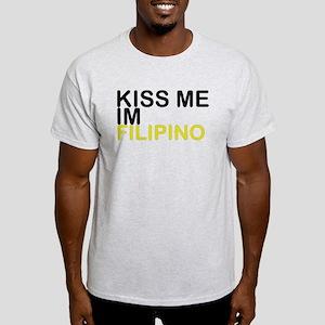 kissmefilipino_yellow T-Shirt
