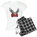 Silver Wings Women's Light Pajamas