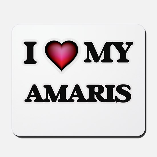 I love my Amaris Mousepad
