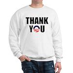 Thank You Mr. President Sweatshirt