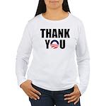 Thank You Mr. President Long Sleeve T-Shirt