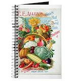 Gardening Journals & Spiral Notebooks