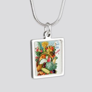 1898 Plant and Seed Guide Necklaces