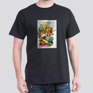 1898 Plant and Seed Guide Dark T-Shirt
