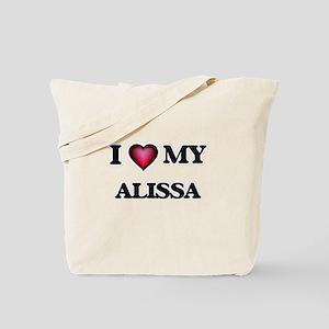 I love my Alissa Tote Bag