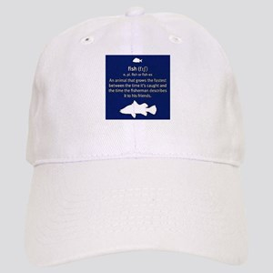 Definition of Fish Baseball Cap