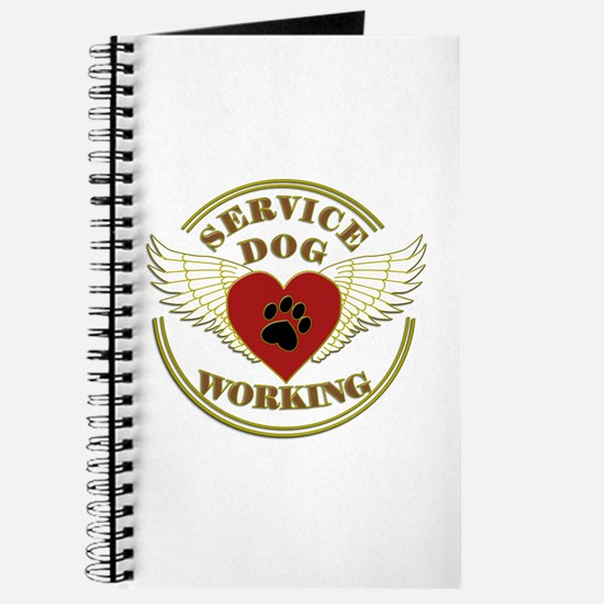 SERVICE DOG WORKING WINGS Journal