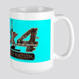 4X4 RIG UP CAMO Mugs
