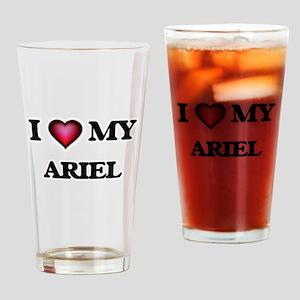 I love my Ariel Drinking Glass