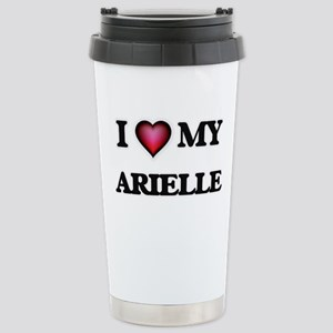 I love my Arielle Stainless Steel Travel Mug