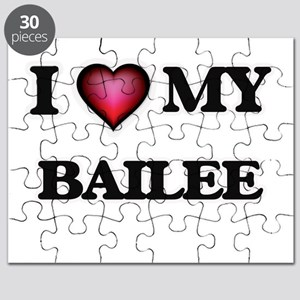 I love my Bailee Puzzle