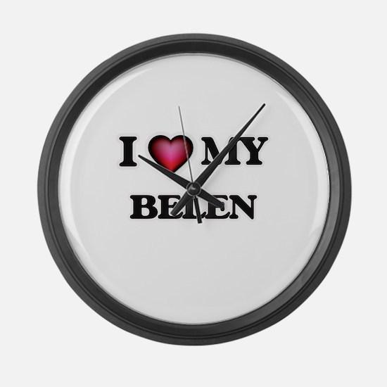 I love my Belen Large Wall Clock