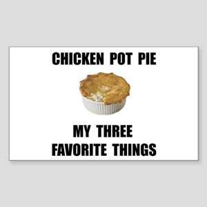 Chicken Pot Pie Sticker