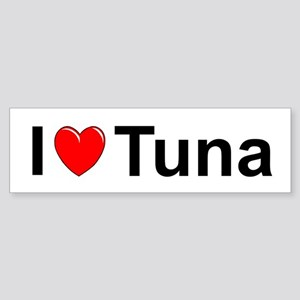Tuna Sticker (Bumper)