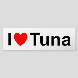 Tuna Sticker (Bumper)