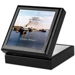 Ludington Carferries Keepsake Box