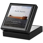 Paul R. Tregurtha Keepsake Box