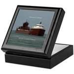 Hon James L. Oberstar Keepsake Box