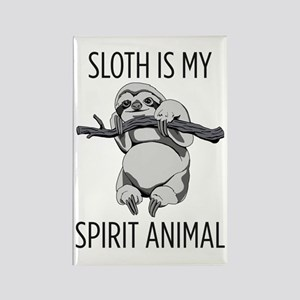 Sloth is my spirit animal. Magnets