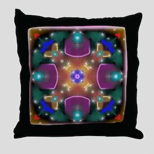 Starry Dream Throw Pillow