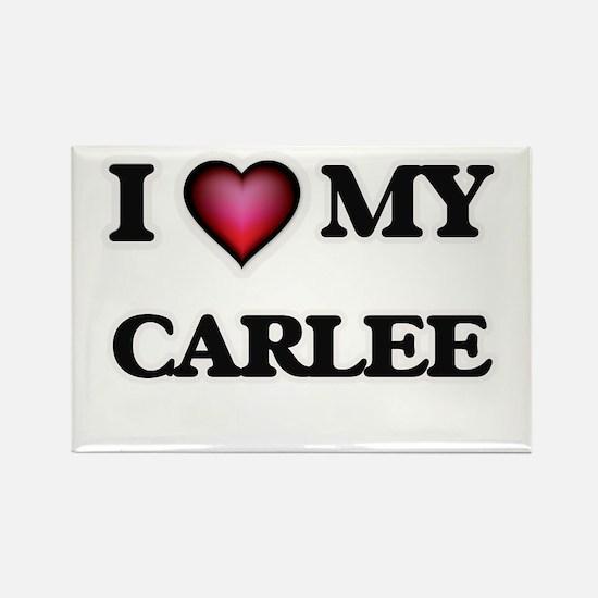 I love my Carlee Magnets