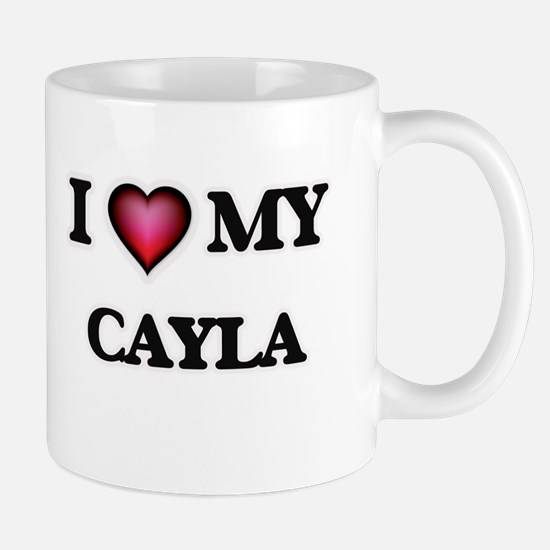 I love my Cayla Mugs