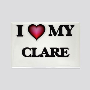 I love my Clare Magnets