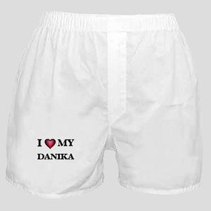I love my Danika Boxer Shorts