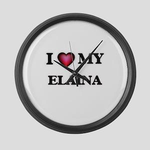 I love my Elaina Large Wall Clock