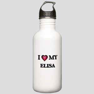 I love my Elisa Stainless Water Bottle 1.0L
