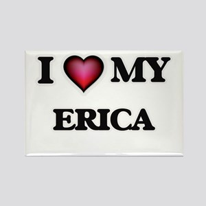I love my Erica Magnets