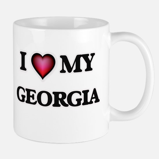 I love my Georgia Mugs