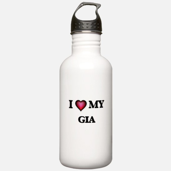 I love my Gia Water Bottle