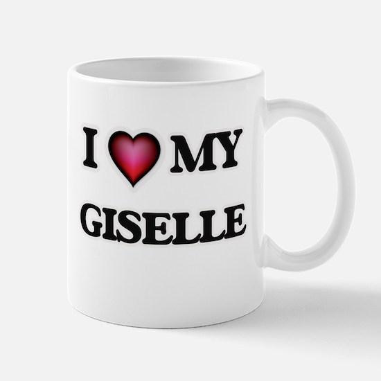 I love my Giselle Mugs