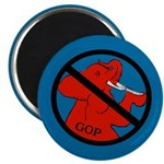 Stop The Republican Party Magnets
