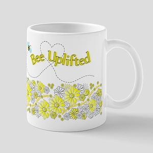 Daisy Bee Uplifted Mugs