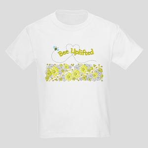 Daisy Bee Uplifted Kid's T-Shirt